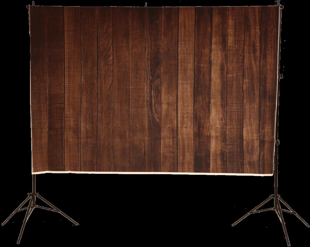 Fotohintergrund in Holz Optik gibt deinem Event einen rustikalen Touch
