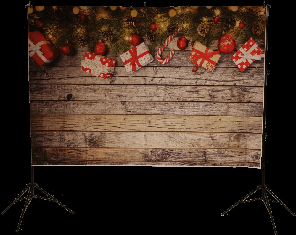 Fotohintergrund perfekt für die Weihnachtsfeier